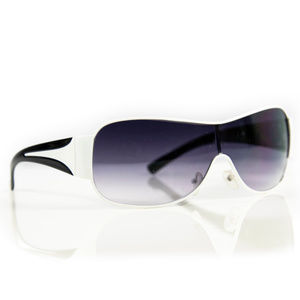 Accessories - Oversized Style Fashion Shield Sunglasses #00215